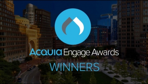 Acquia Engage Awards Winners