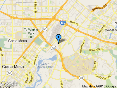 Map Of California Newport Beach.California Office Moved To Newport Beach Kwall