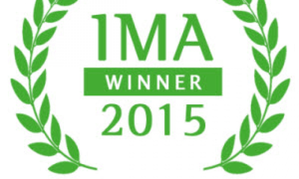 IMA Winner 2015 badge