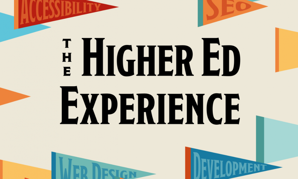 The higher ed experience